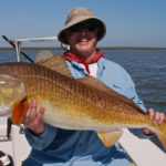 Texas Gulf Coast Red Fish