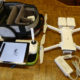 "Fimi X8 SE 4K Camera Drone and 8"" Tablet with Many Extras"